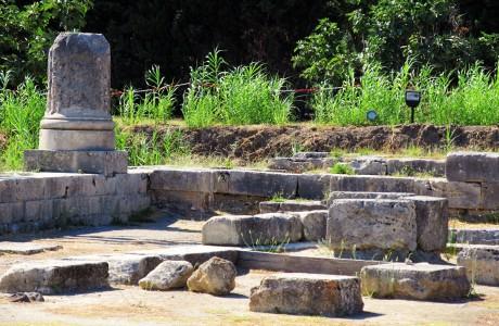 Locri tempio di Marasà